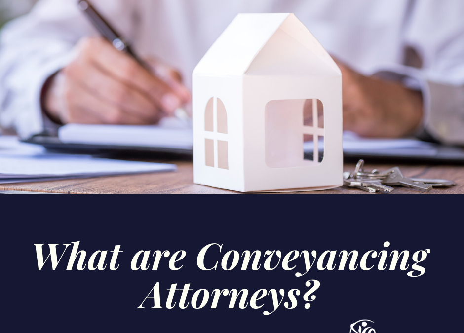 What are conveyancing attorneys?